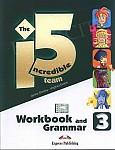 The Incredible 5 Team 3 Workbook & Grammar + Digibook