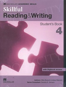 Skillful 4 Reading & Writing 2nd Edition Student's Book Pack