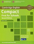 Compact First for Schools (2nd Edition) Teacher's Book