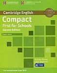 Compact First for Schools (2nd Edition) książka nauczyciela