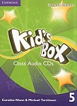 Kid's Box 5 (Updated 2nd Ed) Presentation Plus DVD-ROM