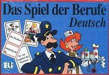 Das Spiel Der Berufe Gra językowa z polską instrukcją i suplementem