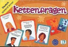 Kettenfragen Gra językowa z polską instrukcją i suplementem