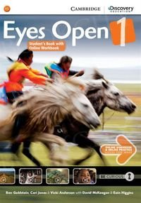 Eyes Open 1 Student's Book with Online WB and Online Practice