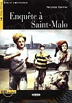 Enquête à Saint-Malo Livre + CD