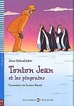 Tonton Jean et les pingouins Książka + audio mp3