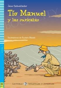 Tío Manuel y las suricatas Książka + audio mp3