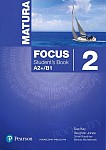 Matura Focus 2 (WIELOLETNI) Student's Book plus MP3 CD