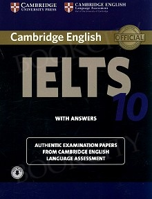 Cambridge IELTS 10 (2015) Student's Book with Answers with Audio