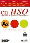 En Uso A2. Ejercicios de gramatica forma y uso Libro + CD