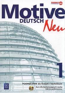 Motive – Deutsch Neu 1 podręcznik