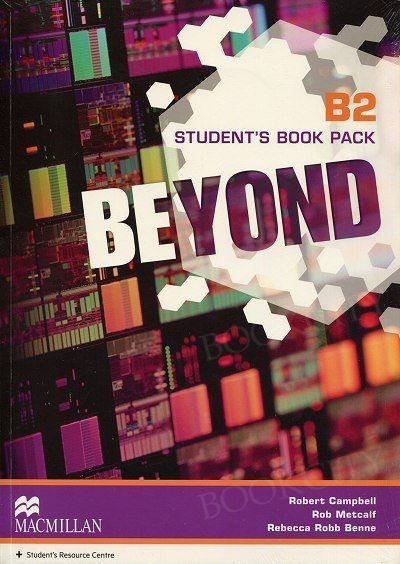 Beyond B2 podręcznik