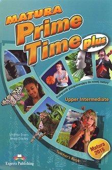 Matura Prime Time Plus Upper-Intermediate Teacher's Book (interleaved)