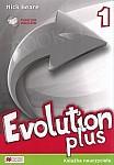 Evolution plus klasa 4 (Reforma 2017) książka nauczyciela