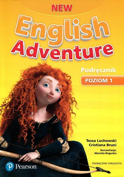 New English Adventure 1 (Reforma 2017) podręcznik