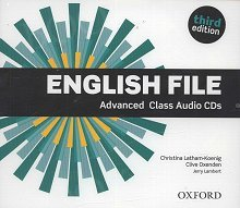 English File Advanced (3rd Edition) (2015) Class Audio CD(5)