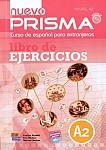 Nuevo Prisma nivel A2 Ćwiczenia + Audio CD