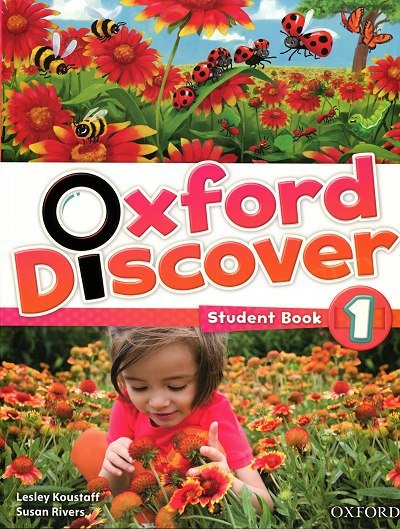 Oxford Discover 1 Student's Book