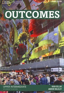 Outcomes (2nd Edition) B2 Upper-Intermediate Student's Book + Access Code + Class DVD (z kodem)