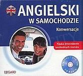 Angielski w samochodzie Konwersacje Audio CD