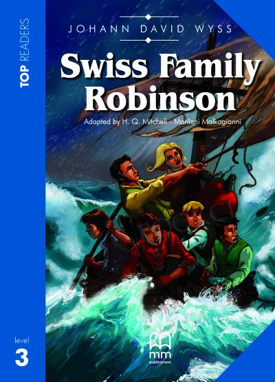 The Swiss Family Robinson Student's Book with CD-ROM