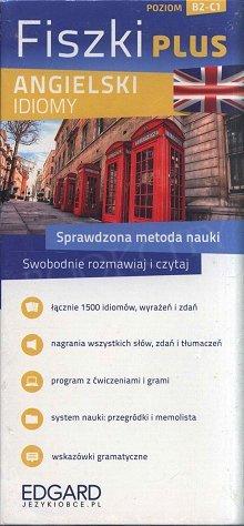 Fiszki Plus Angielski Idiomy Fiszki + program + mp3 online