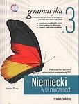 Niemiecki w tłumaczeniach. Gramatyka 3 Książka+MP3