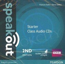 Speakout Starter (2nd edition) Class Audio CD