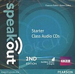 Speakout Starter (2nd edition) Class Audio CD