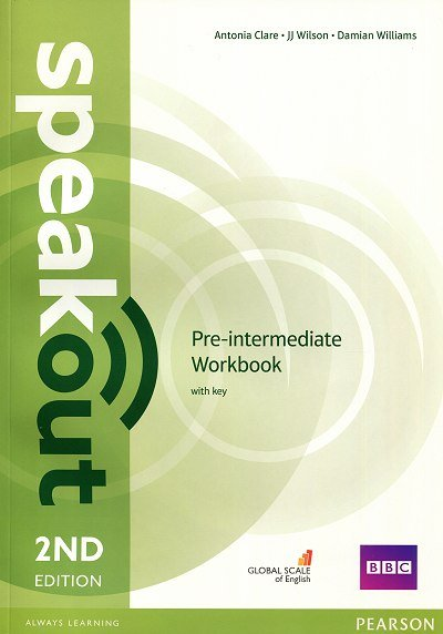 Speakout Pre-Intermediate (2nd edition) ćwiczenia