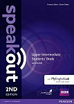 Speakout Upper-Intermediate (2nd edition) Student's Book with DVD-ROM + kod MyEnglishLab