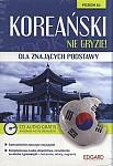 Koreański nie gryzie! - dla znających podstawy Książka+CD