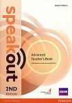 Speakout Advanced (2nd edition) Teacher's Book with Resource & Assessment Disc