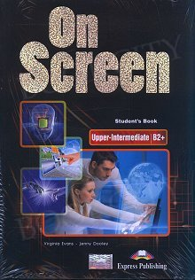 On Screen Upper-Intermediate B2+ Student's Pack (Student's Book wersja niewieloletnia + i-eBook)