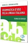Grammatica d'uso della lingua Italiana  Livello A1 - B2 Książka + CD