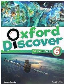 Oxford Discover 6 ćwiczenia