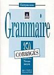 Grammaire 350 exercices - niveau moyen Klucz