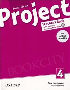 Project 4 (4th Edition) książka nauczyciela