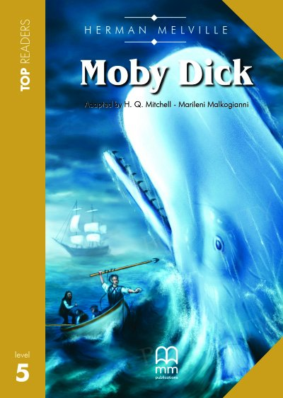 Moby Dick Student's Book with CD