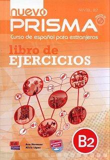Nuevo Prisma nivel B2 Ćwiczenia + CD audio