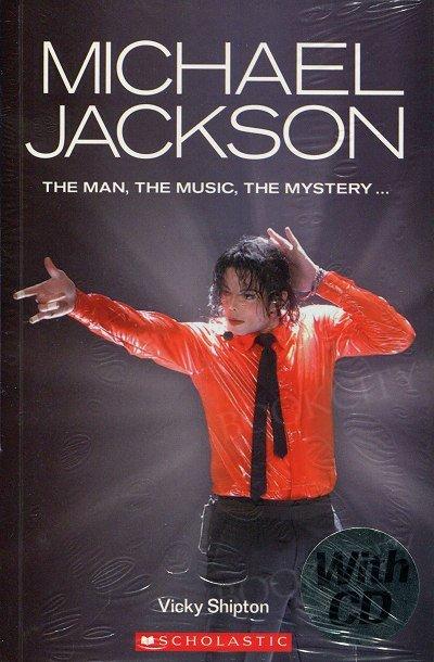 Michael Jackson Book and CD