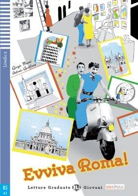 Evviva Roma! Książka + audio mp3
