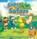 Super Safari 3 Posters