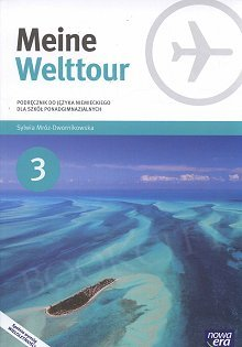Meine Welttour 3 podręcznik