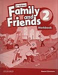 Family and Friends 2 (2nd edition) Workbook & Online Practice Pack