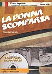 Włoski Kryminał z samouczkiem La donna scomparsa Książka+CDmp3