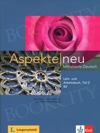Aspekte NEU B2 Lehr- und Arbeitsbuch mit Audio-CD Teil 2