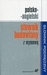 Polsko-angielski słownik budowlany z wymową