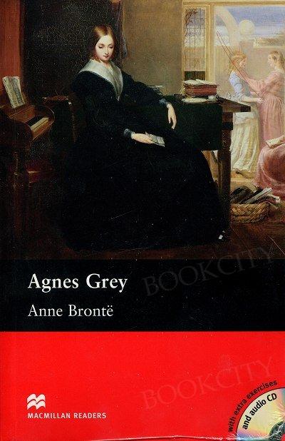 Agnes Grey Book + CD