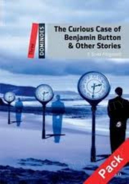 Curious Case of Benjamin Button & Other Stories Book with MultiRom